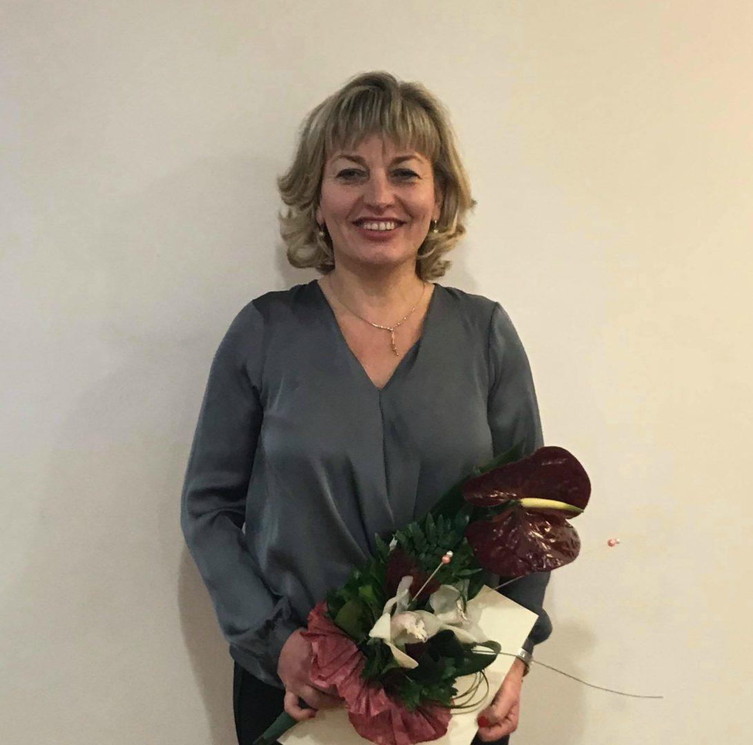 Elismerésben részesült Takács Katalin gazdasági ügyintézőnk