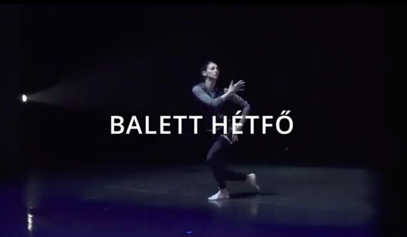 Balett hétfő – 3. adás